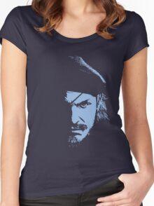 Boss Women's Fitted Scoop T-Shirt