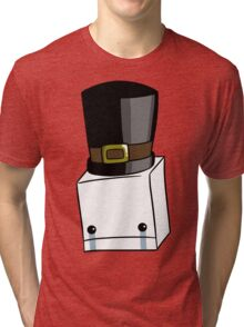 Hatty Head Tri-blend T-Shirt
