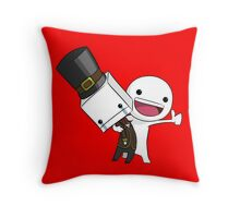 BBT Throw Pillow