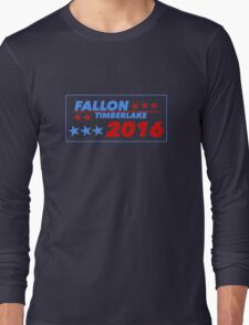 Fallon/Timberlake 2016 Long Sleeve T-Shirt