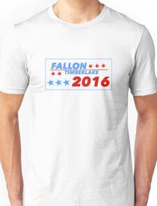 Fallon/Timberlake 2016 Unisex T-Shirt