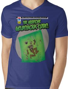 Gelatinous Cube Mens V-Neck T-Shirt