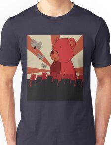 Attack of the toys! Unisex T-Shirt