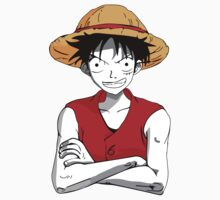 Luffy from One Piece Kids Clothes