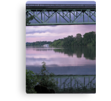 bridge series 5 Canvas Print