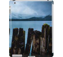 Pier into the Blue iPad Case/Skin