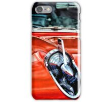 Red Hot Wheels iPhone Case/Skin