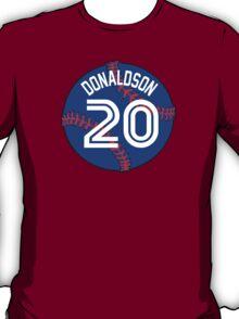 Josh Donaldson Baseball Design T-Shirt