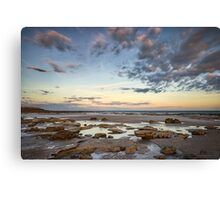 Broome at Sunset Canvas Print
