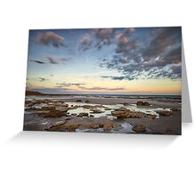 Broome at Sunset Greeting Card