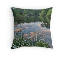 Mill Pond Throw Pillow