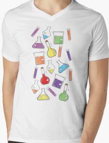 ceLABORATORY glassware Mens V-Neck T-Shirt