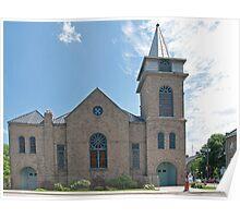 Merrickville United Church 1890 Poster