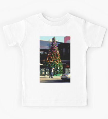 Somewhere Under The Rainbow Tree Kids Tee