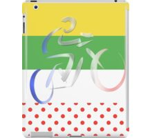 Le Tour iPad Case/Skin