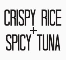Crispy Rice by devon rushton