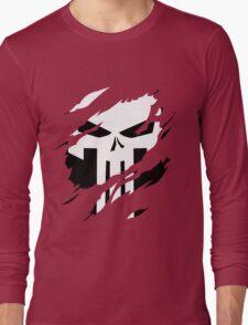 Secret Identity: The Punisher Long Sleeve T-Shirt