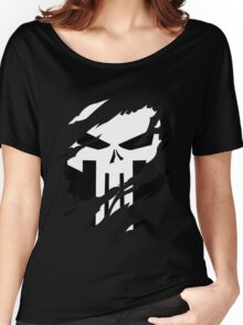 Secret Identity: The Punisher Women's Relaxed Fit T-Shirt