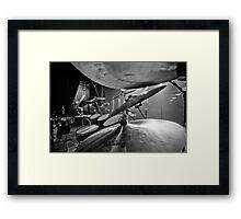 Drumkit Framed Print