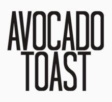 Avocado Toast by Devon Rushton