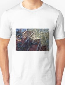 The Mirrored Staircase Unisex T-Shirt