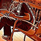 Jammin on the Deck by Debbie Robbins