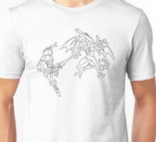 Super Samus Vs Ridley Celtic Unisex T-Shirt