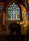 Beautiful Reflections, St Giles Cathedral by Christine Smith