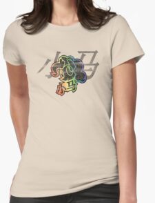 Pinkie Pie - Troublemaker Womens Fitted T-Shirt