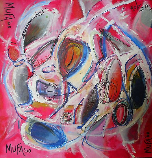 The Demise of Genius of Virtual Artist Mufa....see MUFA by tim norman