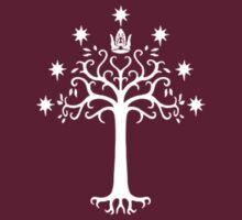 White Tree of Gondor! by TJDraws
