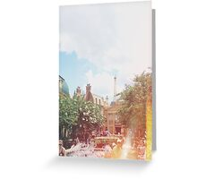 France Pavilion Greeting Card