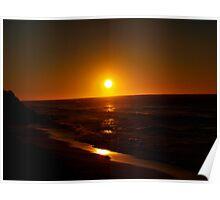 dark sun rising Poster