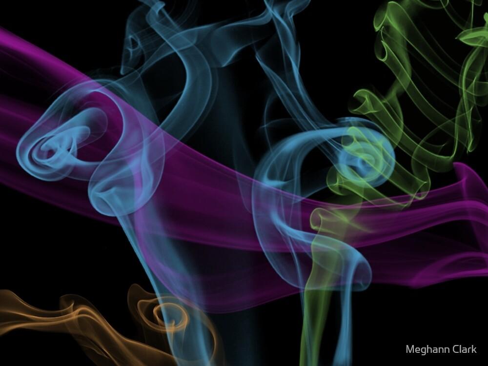 up in smoke by Meghann Clark
