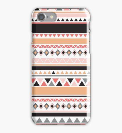 Indian Summer Geo iPhone Case/Skin