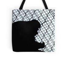 Caged Scream Tote Bag