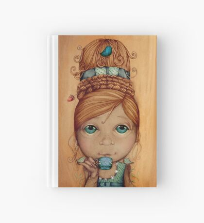Brand New Hairdo Hardcover Journal