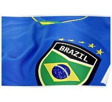 Go Brazil Poster