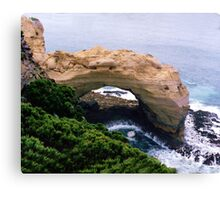 The Natural Arch Canvas Print
