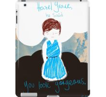TFIOS: You Look Gorgeous iPad Case/Skin