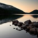 Jordan Pond - Acadia National Park by Patrick Downey