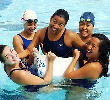 The Swim Cap by Cynde143