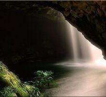 Falls of Light by Kym Howard