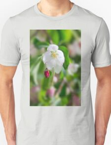 Crab Apple Flowers T-Shirt