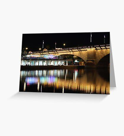 Havasu Nights Greeting Card