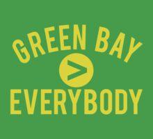 Green Bay > Everybody by jephrey88