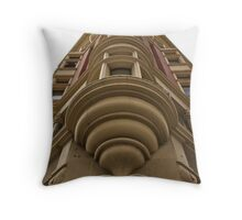 Melbourne Architecture Throw Pillow
