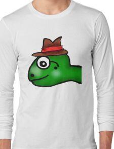 Mr. Turtle  Long Sleeve T-Shirt