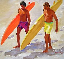Longboards by Norman Kelley