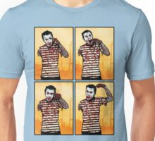 The Zombie Mime! Unisex T-Shirt